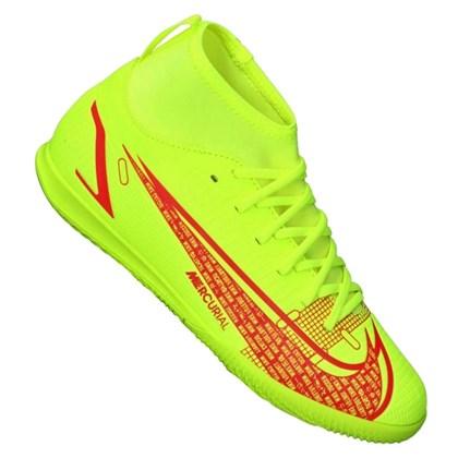 Chuteira Nike Mercurial Superfly 8 Club IC Infantil