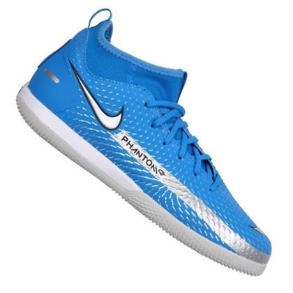 Chuteira Nike Phantom GT Academy DF IC Infantil