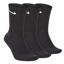 Meia Nike Cushion Cano Alto Com 3 Pares Masculino