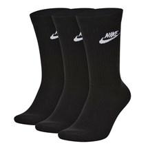 Meia Nike Sportswear Pack com 3 Pares Masculino