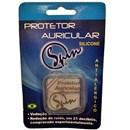 Protetor Auricular de Silicone Spin