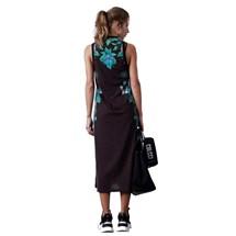 Vestido Colcci Midi Estampa Havaí Feminino
